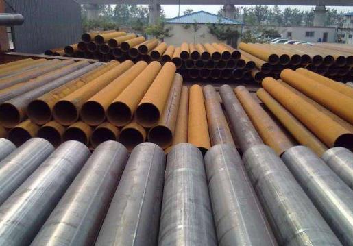 黑龙江钢结构直缝钢管